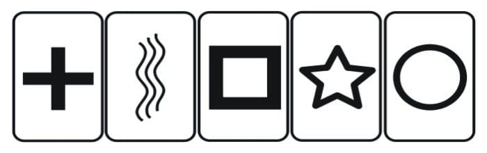 tarot con cartas zener