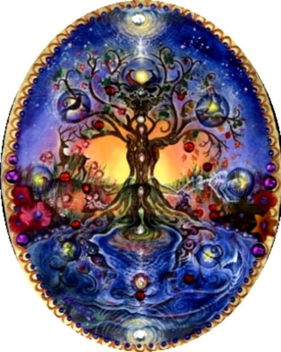 Simbologia Esoterica El Arbol De La Vida