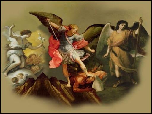 Resultado de imagen para arcángeles