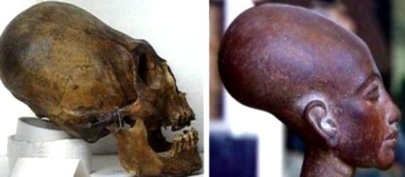 Cráneos extraños