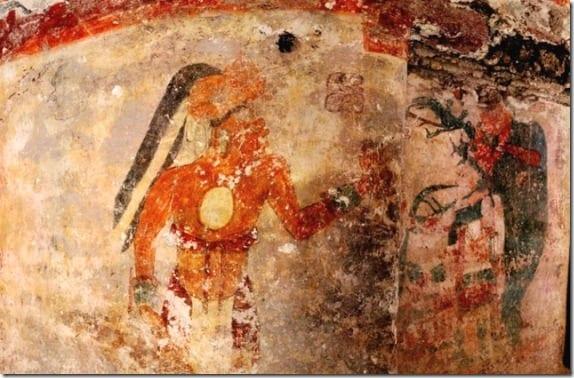 fresco-maya