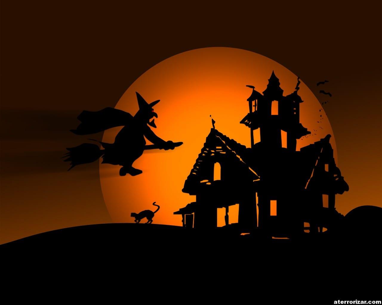 La simbología de la noche de brujas