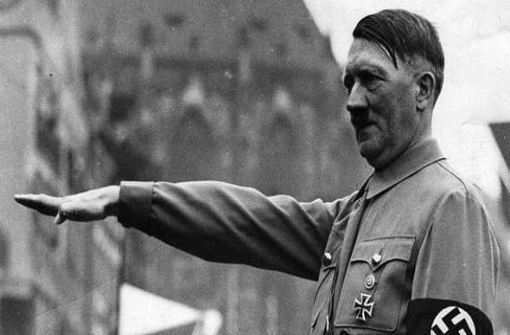 Adolf Hitler muerte