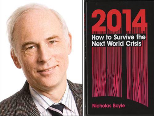 Nicholas Boyle 2014 1