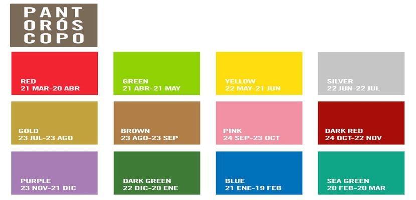 Colores signos 1