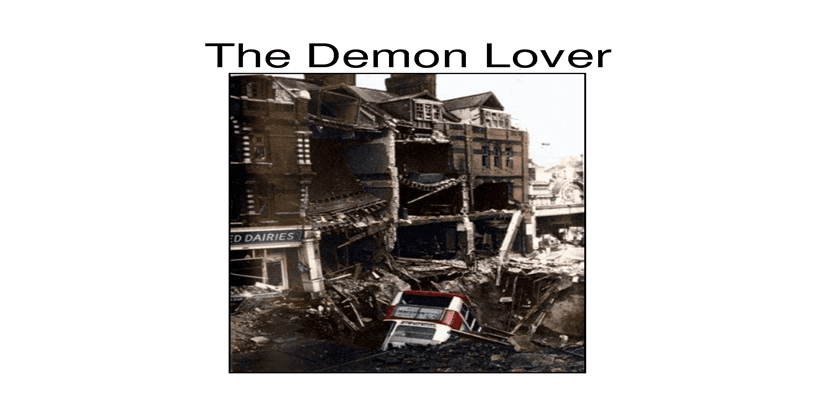 The Demon Lover 1