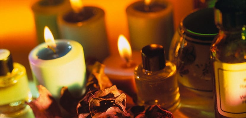 Aromatherapy Candles and Oils