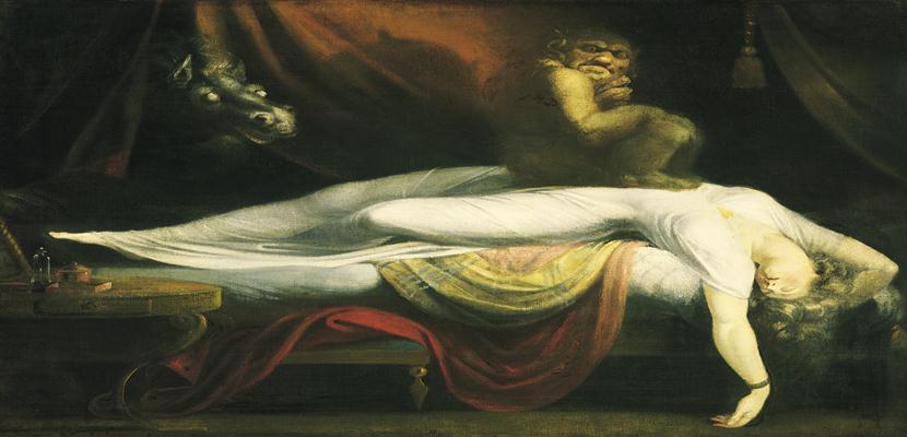parálisis del sueño 1