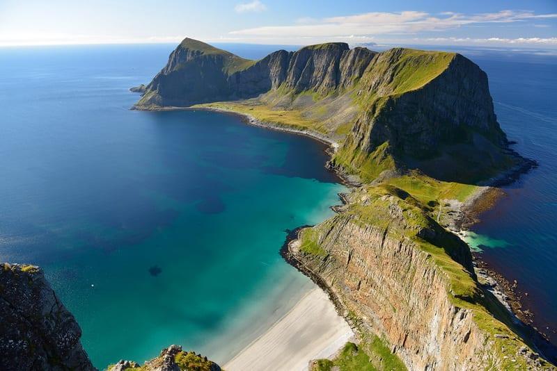 værøy-la-isla-sin-invierno