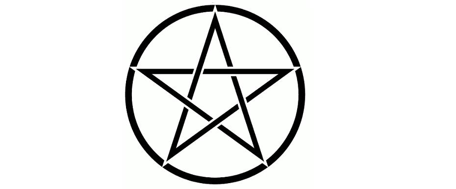 Pentágono Wicca