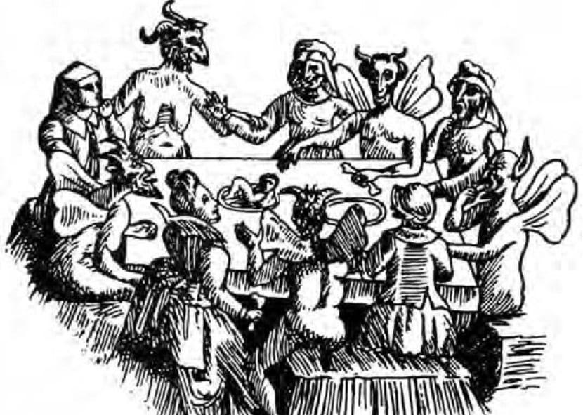 Aquelarre banquete