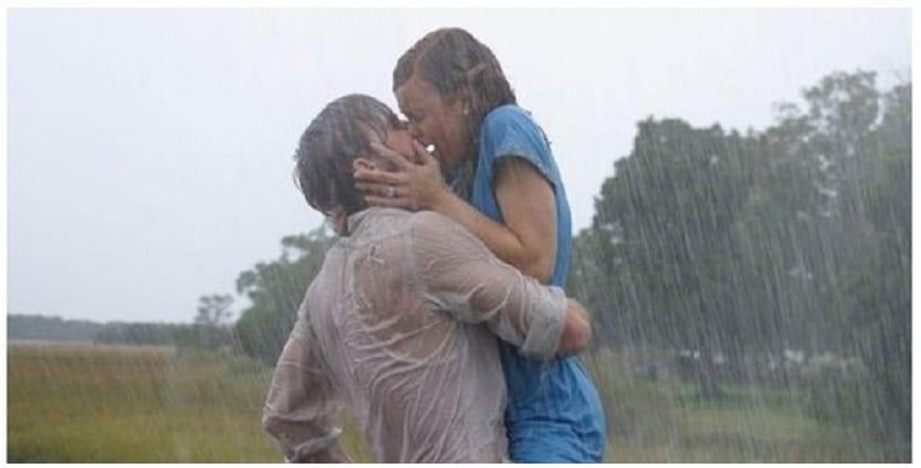 Girl hug kiss love