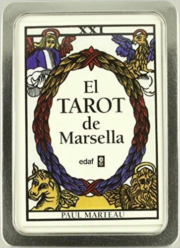 cartas para Tarot de marsella