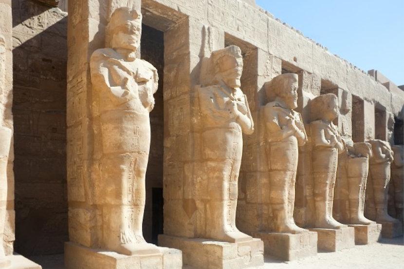 Significado de las cartas del tarot egipcio